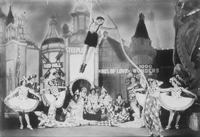 Molly Picon in Circus Girl