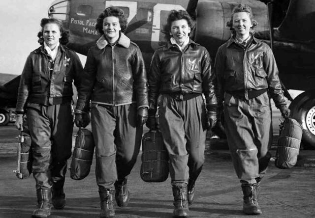 Women Pilots WWII