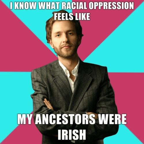 Racial Oppression Meme