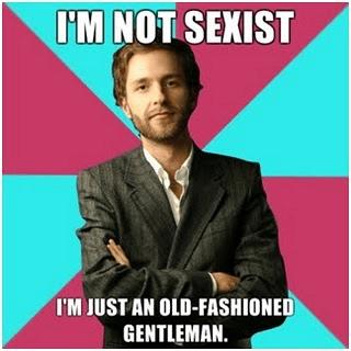 Meme on Sexism