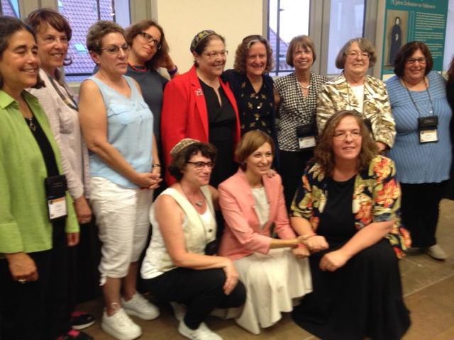 Women Rabbis at Regina Jonas Archive