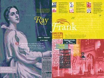 Ray Frank poster