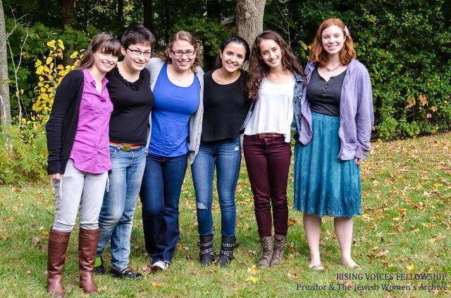 Rising Voices Fellows 2013-2014