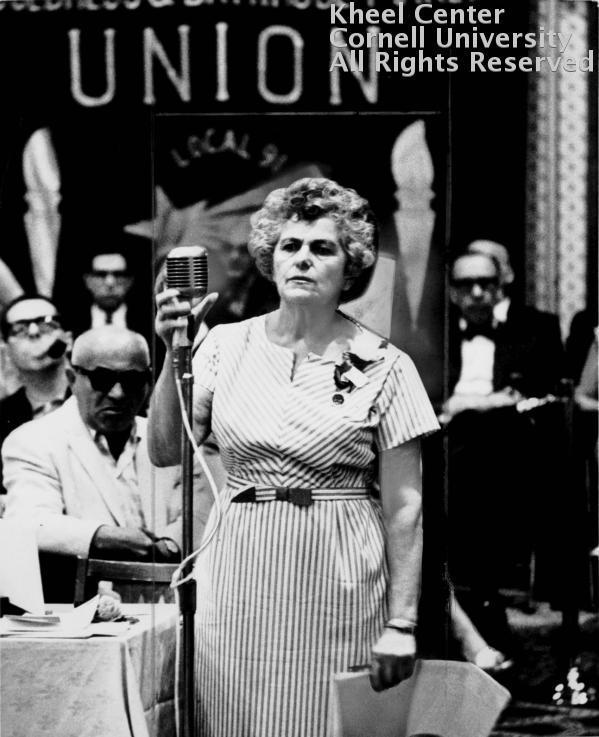 Rose Pesotta, 1965