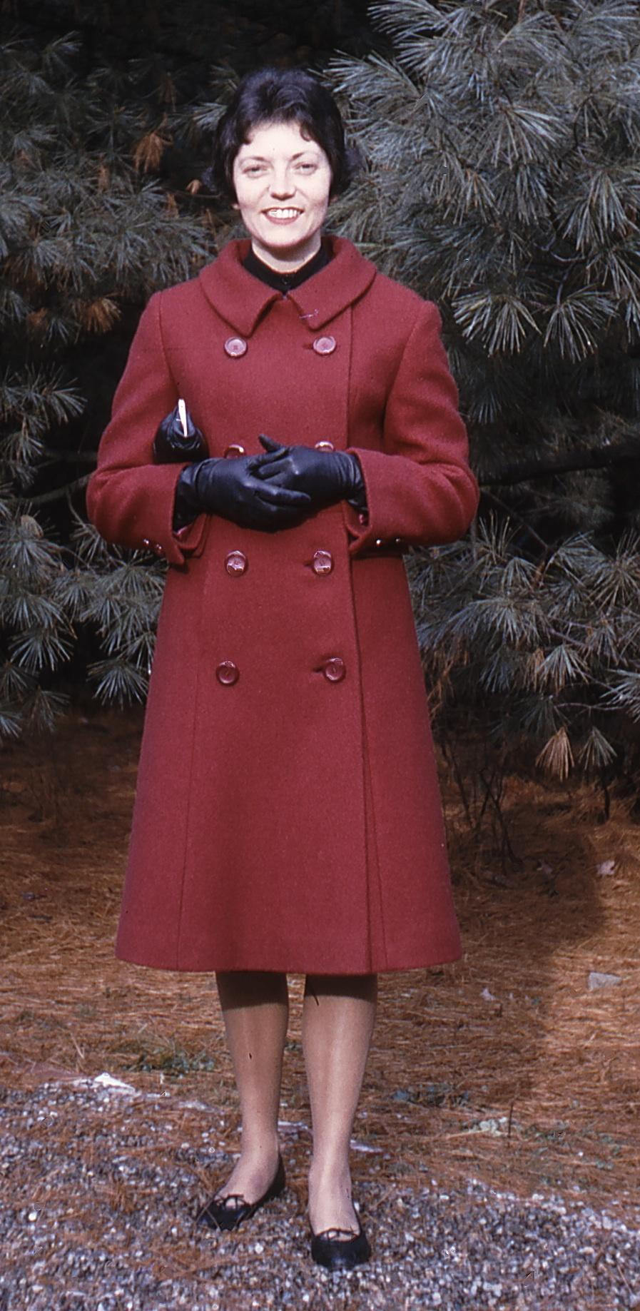 Sheila Cheimets circa 1966