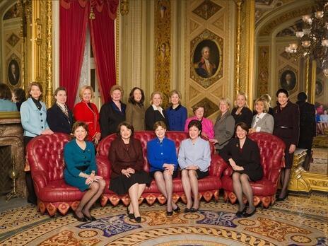 Female United States Senators, 2009