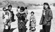 Gertrude Shapiro in Hiroshima