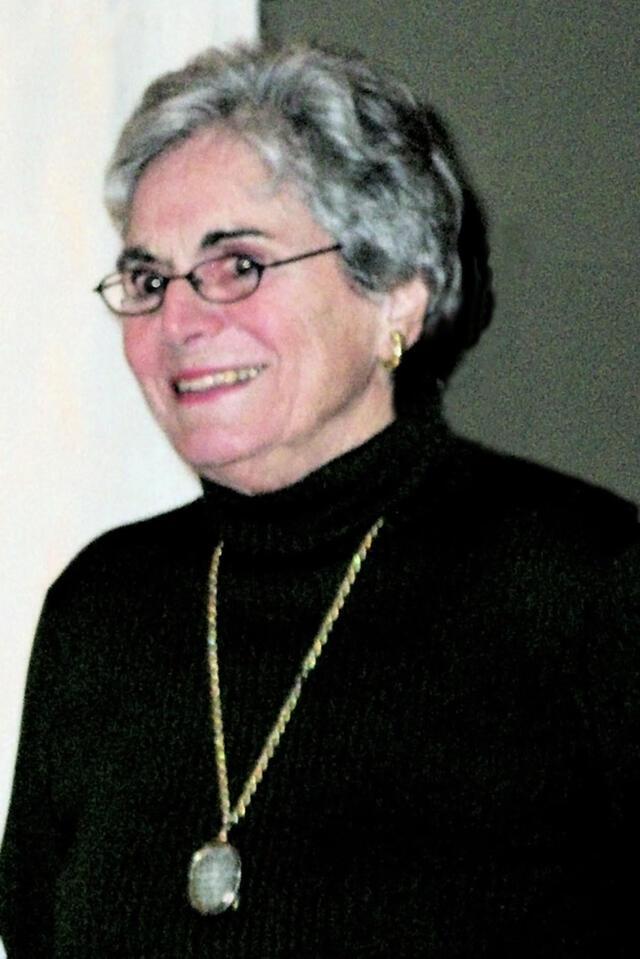 Shirley Cohen Steinberg