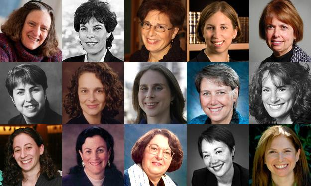 The Sisterhood 50: America's Influential Women Rabbis