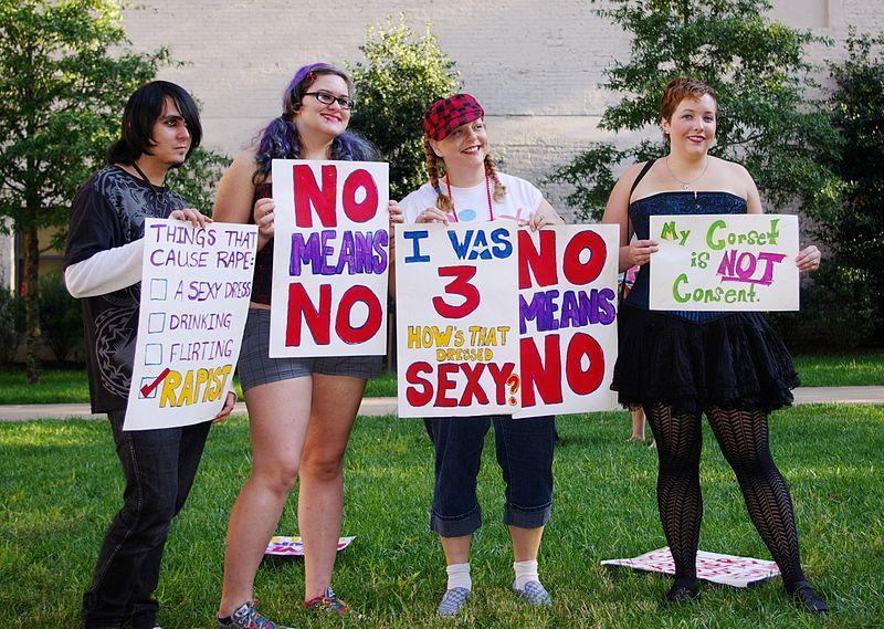 Slutwalk, Knoxville, Tennessee, 2011