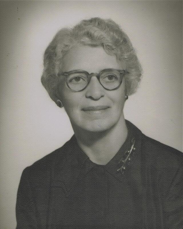 Sophie Rabinoff circa 1940s