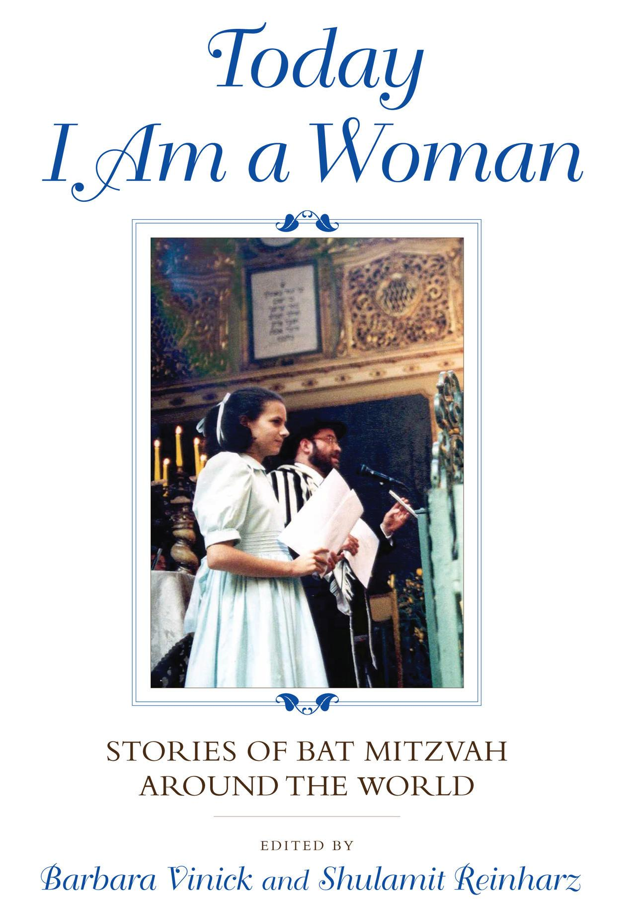 Today I am a Woman book cover