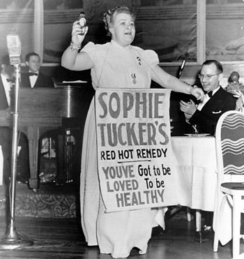 Sophie Tucker - Red Hot Remedy