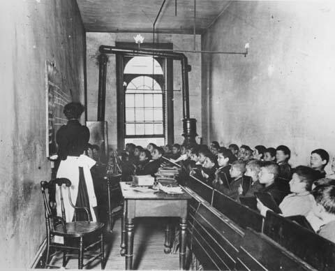 A Henry Street Classroom