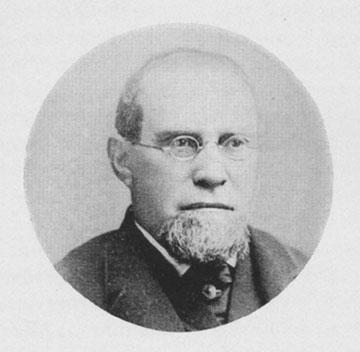 Lillian Wald's Father, Max D. Wald