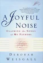 A Joyful Noise Book Cover, by Deborah Weisgall