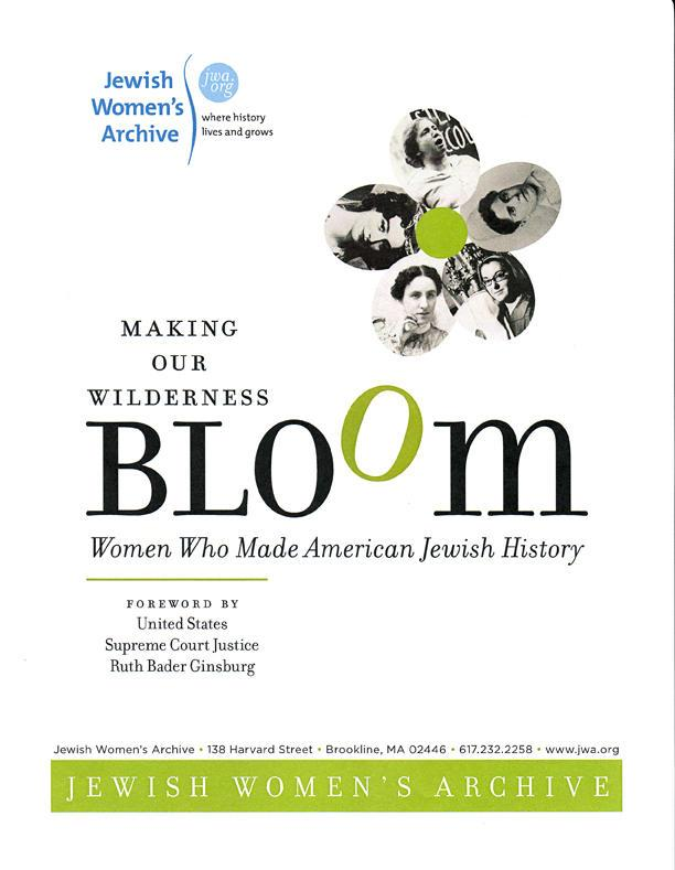 Cover Image: Making Our Wilderness Bloom