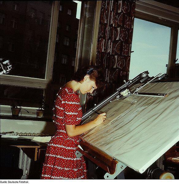Engineering Draftsman, 1979