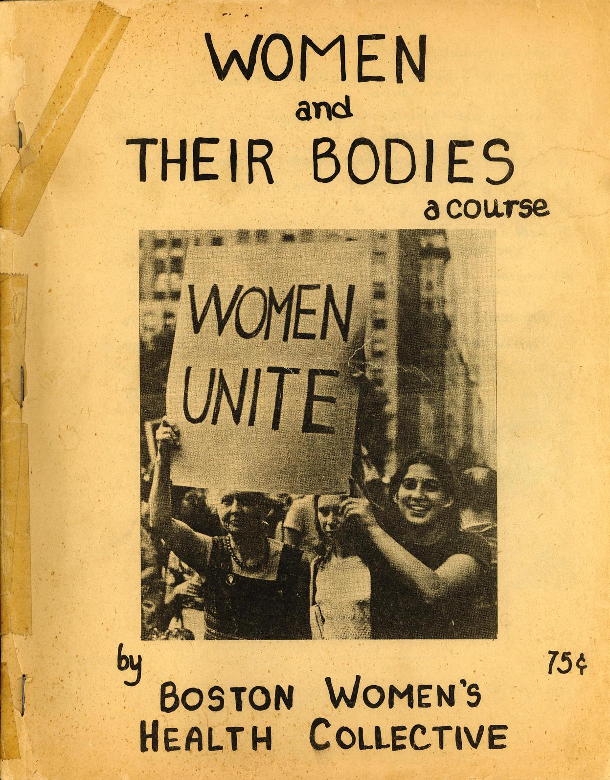 Women and Their Bodies coursebook cover