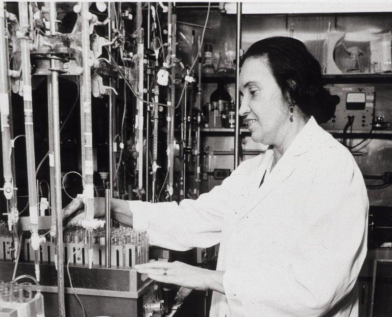 Dr. Rosalyn S. Yalow