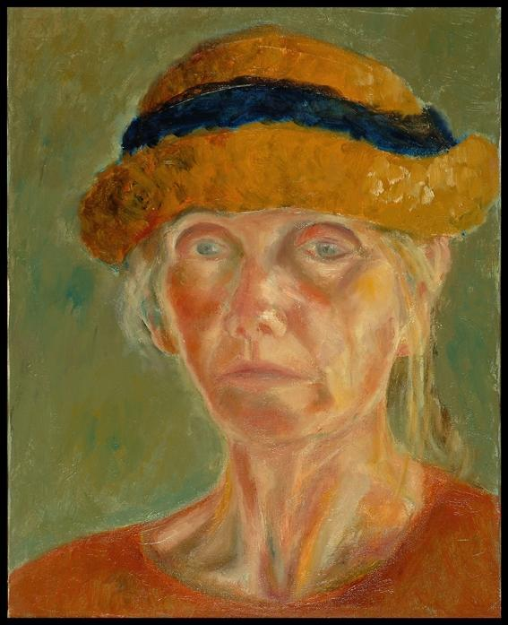 Roslyn Zinn's Self Portrait