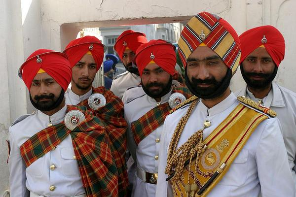 Sikh Marching Band