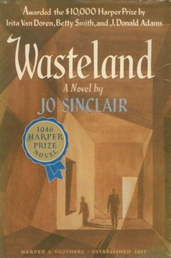 """Wasteland,"" by Jo Sinclair (Ruth Seid)"