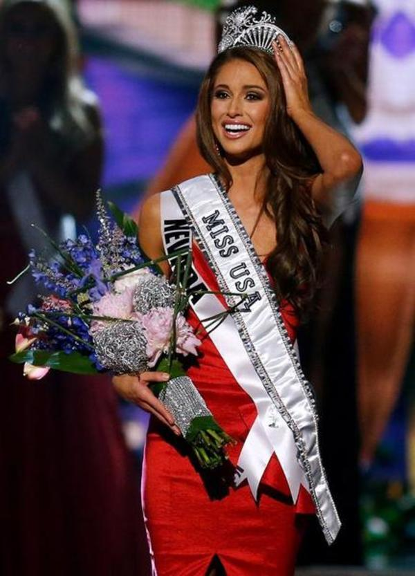 Nia Sanchez, Miss USA, June 8, 2014