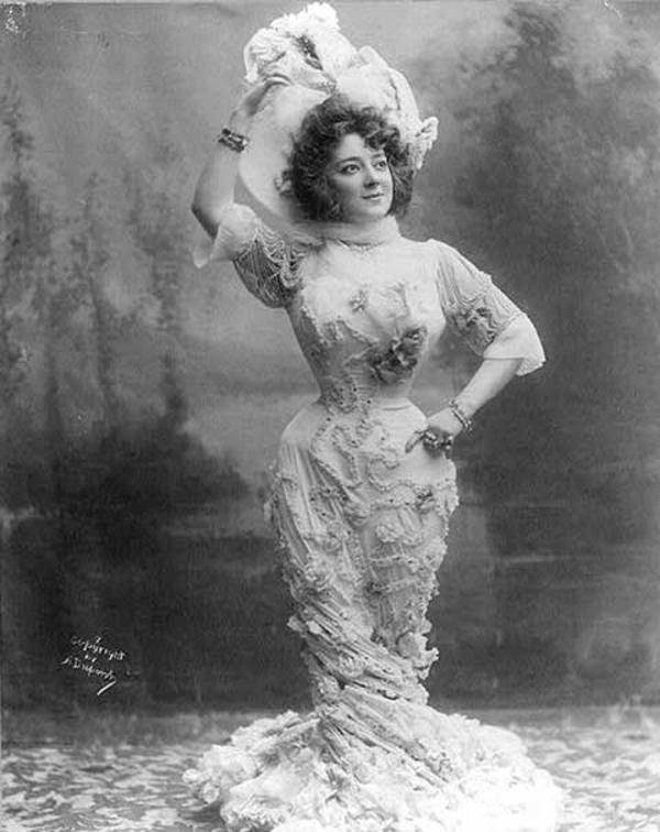 Anna Held, March 10, 1900