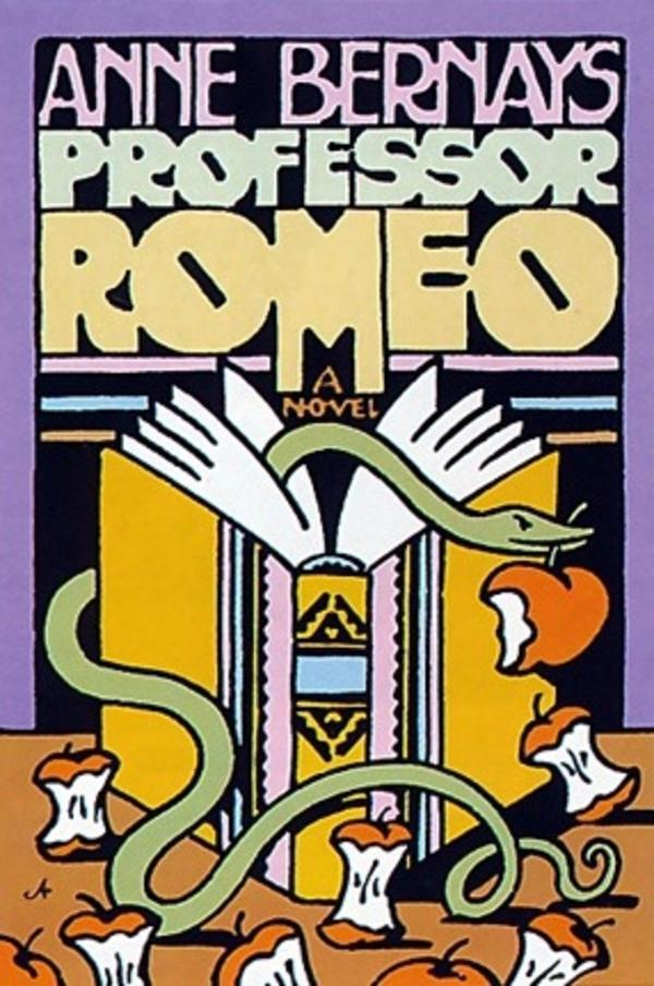 """Professor Romeo"" Front Cover by Anne Flieschman Bernays"