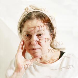 Self-Portrait by Helene Aylon