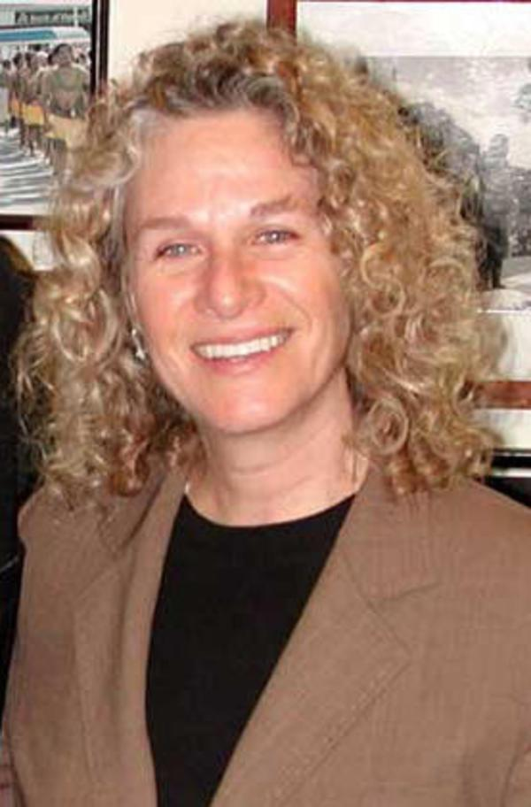 Image of Carole King, 2008