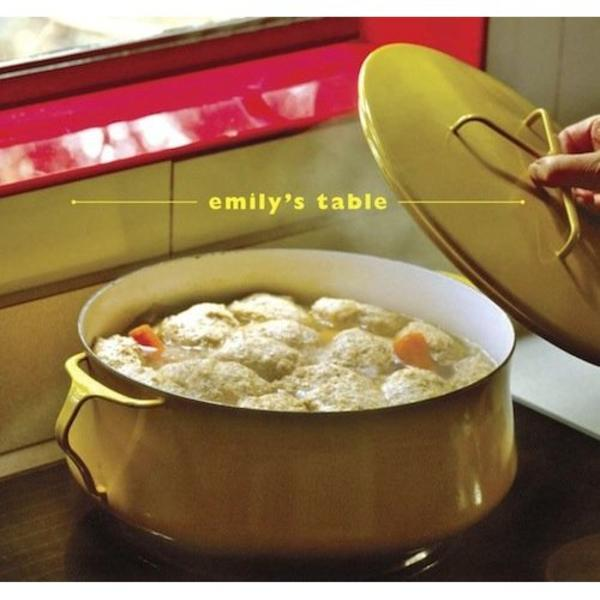 """Emily's Table"" Front Cover"