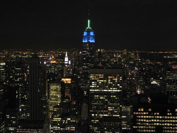 Empire State Building Tribute to NCJW