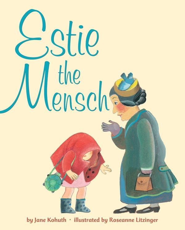 """Estie the Mensch"" cover"