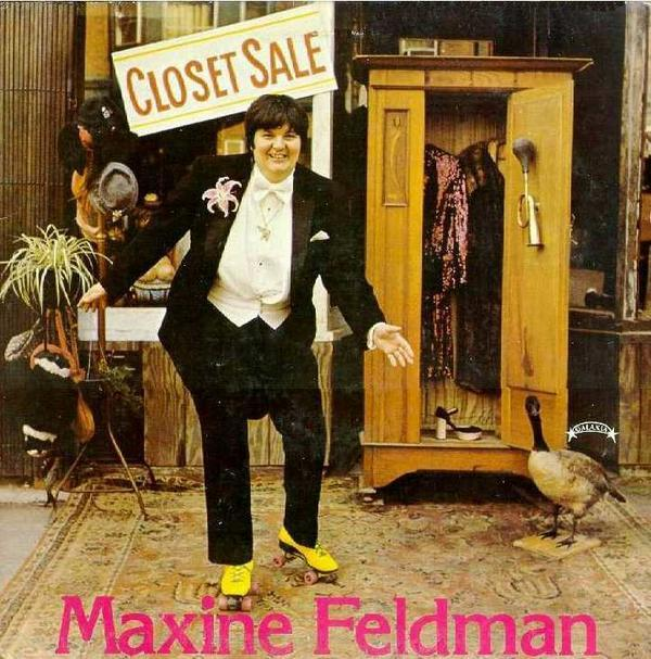 "Maxine Feldman, ""Closet Sale"" - still image [media]"