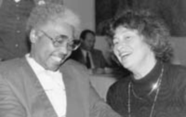 Janice Goodman and Victoria Gray Adams, 1988