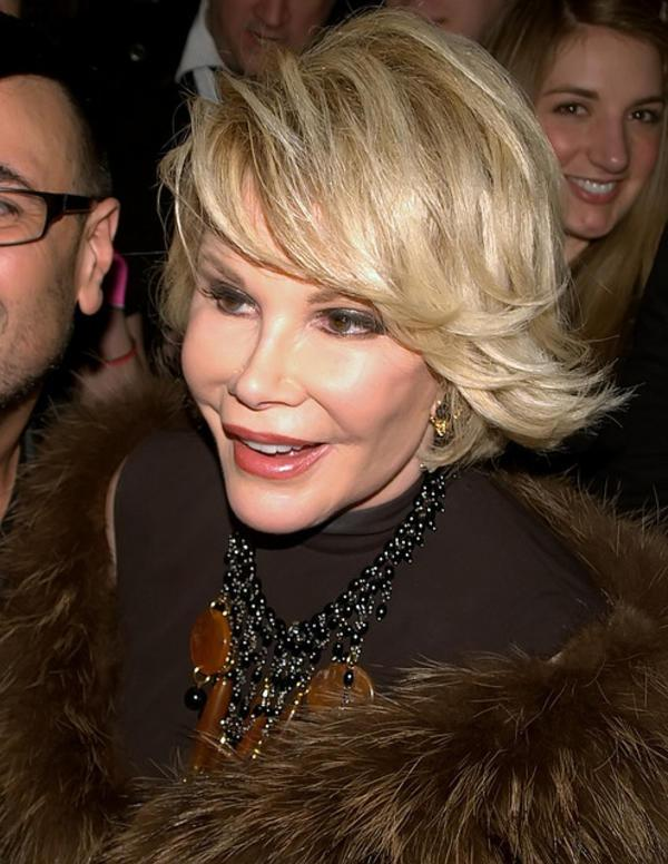 Joan Rivers, Close Up