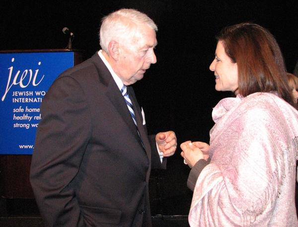 JWI International Conference on Domestic Abuse, 2007