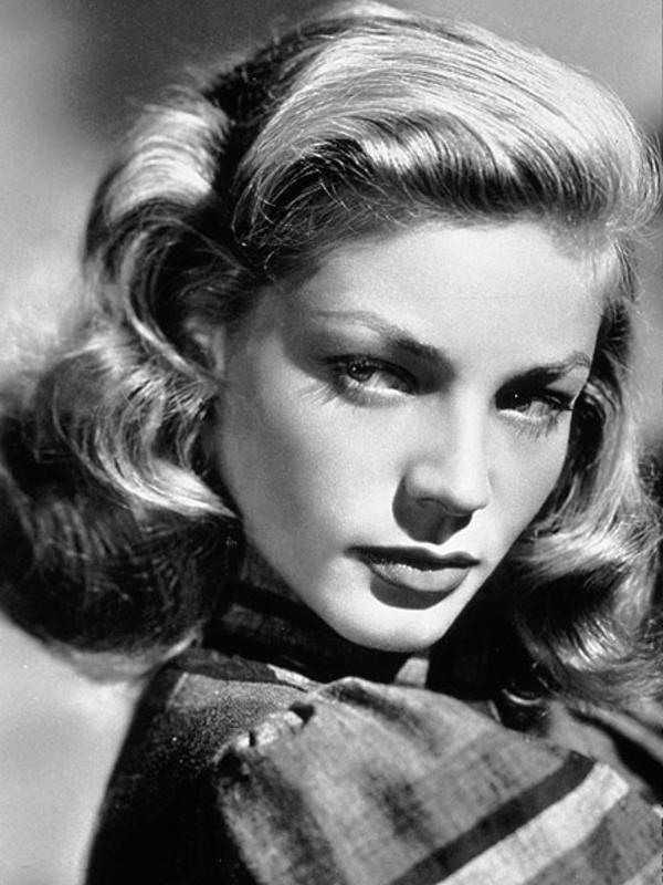 Lauren Bacall headshot