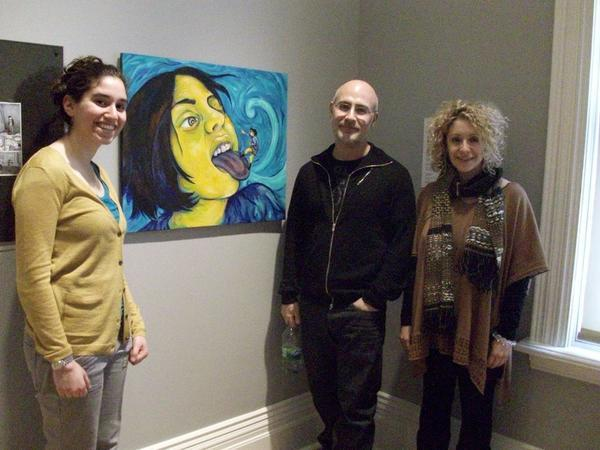 Leora Jackson, Michael Kaminer, and Sarah Lightman