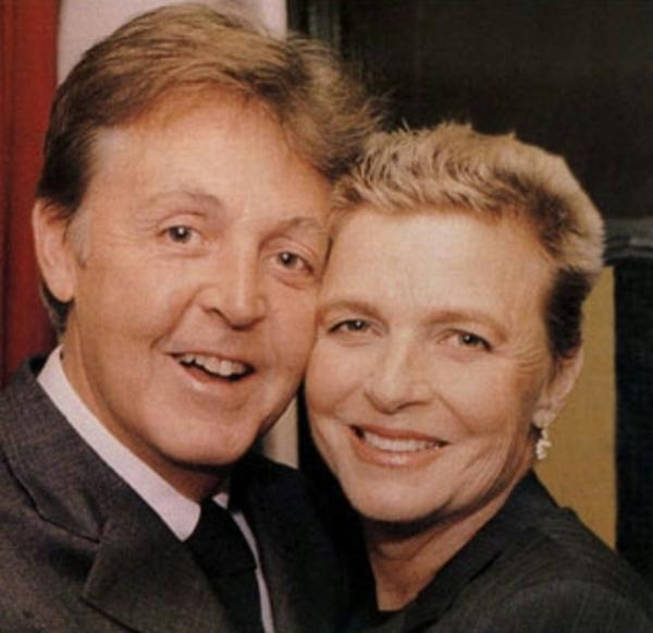 Linda and Paul McCartney - 1998