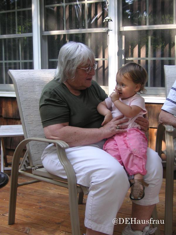 LTG with grandchild