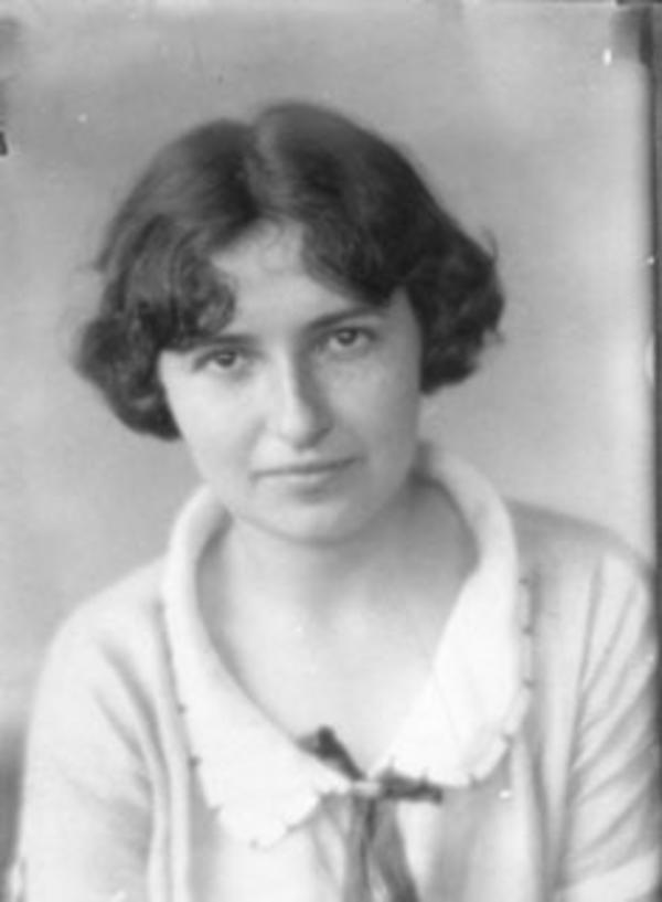 Lucy Kramer Cohen, around Age 17