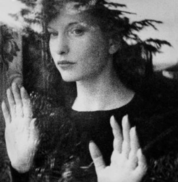 "Maya Deren in ""Meshes of the Afternoon,"" 1943"