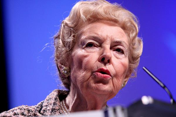 Phyllis Schlafly photo
