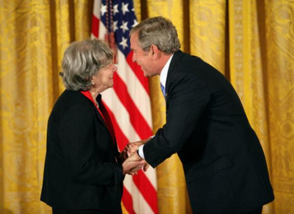 Ruth Wisse and National Humanities Medal