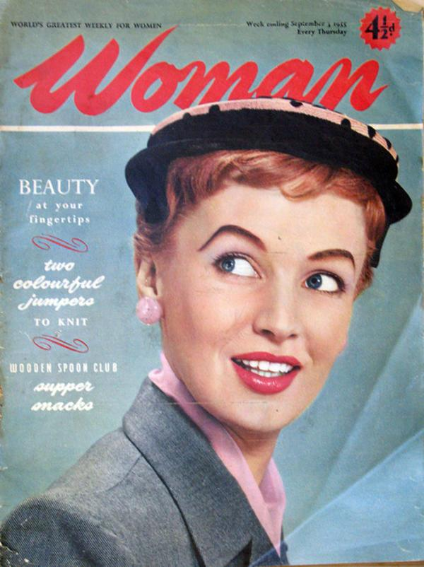 """Woman"" Magazine, September 1955"