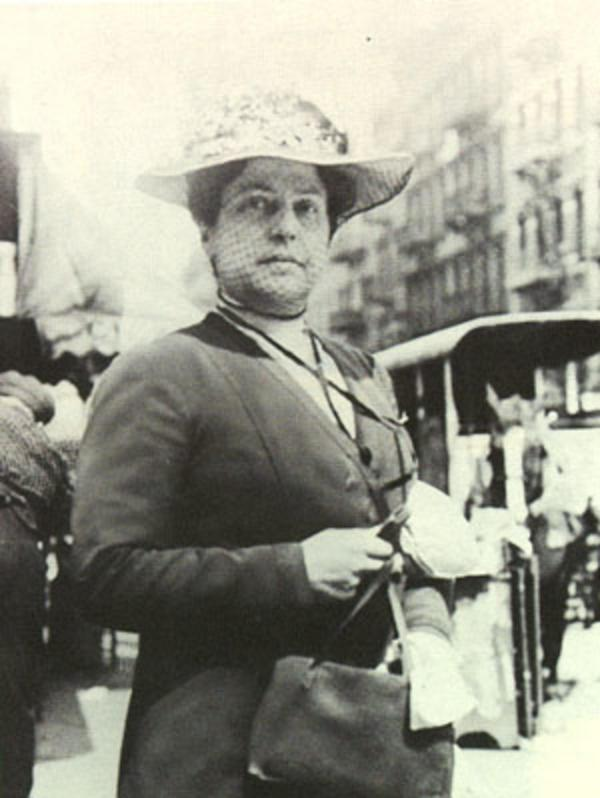 Lillian Wald at the Height of her Career